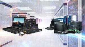 Quản trị máy chủ toàn diện KVM Switch