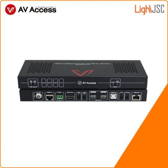 4KEX100-KVM-H2 bộ kéo dài tín hiệu HDMI