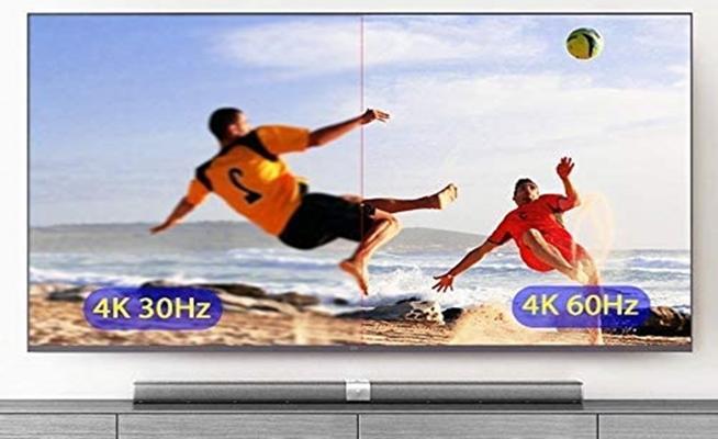Đường truyền sắc nét, chất lượng 4K