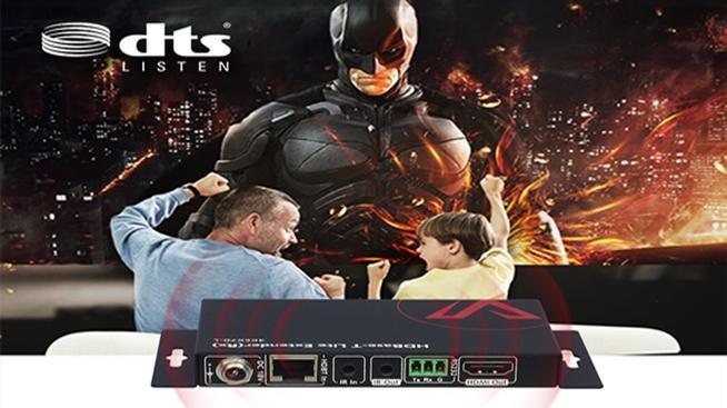 Bộ kéo dài chuẩn HDMI với nhiều tính năng vượt trội