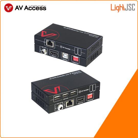 Bộ kéo dài tín hiệu AV Access 4KIP100-KVM