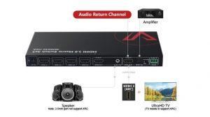 4KMX42-H2A-Matrix-Switch-4K-4x2-HDMI-3