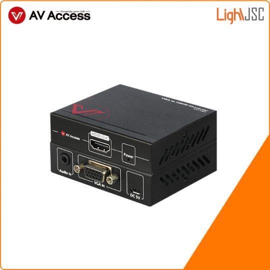 CV-V2H-VGA-&-Audio-to-HDMI-Converter
