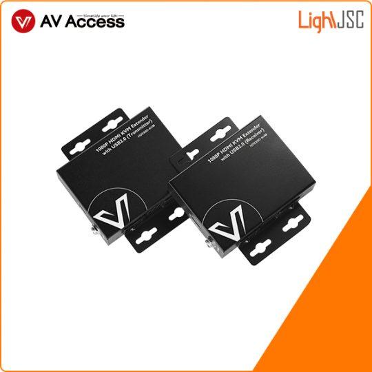 HDEX80-KVM HDMI Extender
