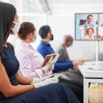 Những thiết bị cho hội nghị truyền hình trong phòng họp và làm việc tại nhà