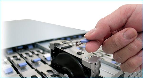 thiết bị lưu trữ thương hiệu Promise Technology